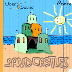 Cd Cover Sandcastles