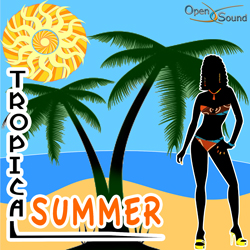 Cd Cover Tropical Summer