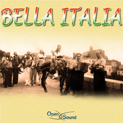 Play track  Quanto si bella mandolin-guitar