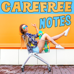 Cd Cover Carefree Notes