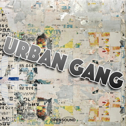 Cd Cover Urban Gang
