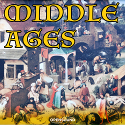 Copertina del cd Middle Ages