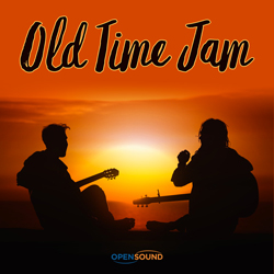 Copertina del cd Old Time Jam