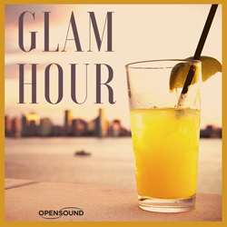 Cd Cover Glam Hour
