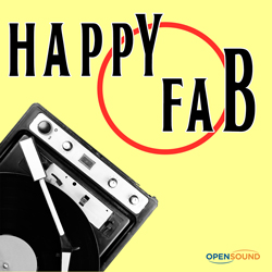 Cd Cover Happy Fab