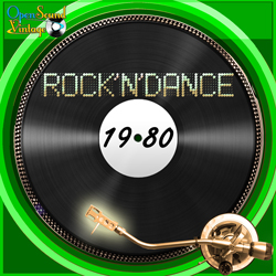 Cd Cover Rock'n'Dance