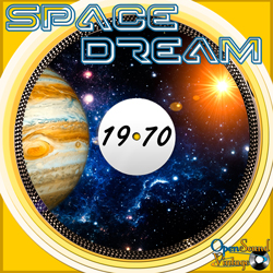 Cd Cover Space Dream