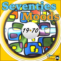 Cd Cover Seventies Moods